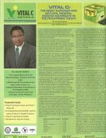 DR. OCLARITS ARTICLE ISSUE NO. 2