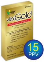 VITAL GOLD 10S WITH BOX AND INSERT